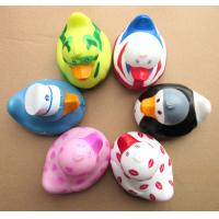 Best SHENZHEN PVC duck bathroom cartoon TOYS gifts for kids or promotion wholesale