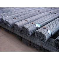 China ASTM A615 GR Building industry Deformed steel bar, steel rebar of long Mild Steel Products on sale