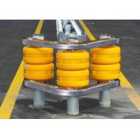 Best Modular Design Cushion Rolling Road Barrier For Intersection Crossing Road wholesale