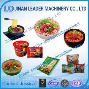 Best 2014 Hot sale Instant noodles process line (Steam type) wholesale
