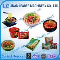 Best Automatic Instant noodles processing equipment China supplier wholesale