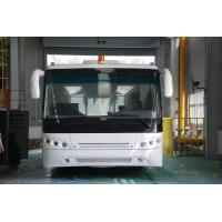 China 4 Stroke Diesel Engine Airport Coach , 102 Passenger Airport Shuttle Bus on sale
