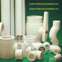 Best Sell Plastic Water Tube and Pipe Fitting Made in China info@wanyoumaterial.com wholesale