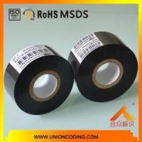 China Black color 30mm width Coding foil with ROHS SGS certificate on sale