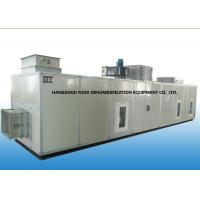 China Silica Gel Desiccant Rotor Dehumidifier , Cooling Low Temperature Dehumidifier on sale