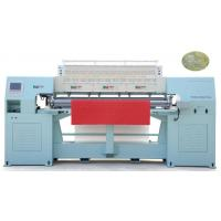 China 110 2 Needle Automated Quilting Machine , CNC Quilting Machine With High Precision on sale