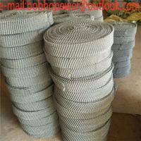 China knitted Stainless steel wire mesh tube,gas-liquid filter wire mesh /Stainless steel washing equipment gas liquid knitted on sale