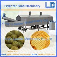 Best High Quality Automatic Fryer machines for snack food wholesale