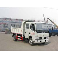 Best Cheng Liwei State IV emission single bridge 90 hp two tons of diesel dump truck wholesale