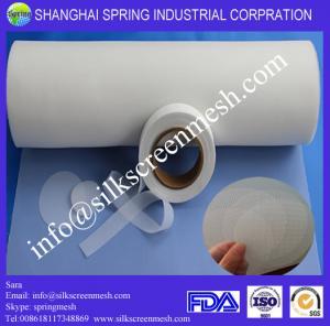 Best Nylon micron multifilament filter mesh 90T white pleat aluminum foil nylon filter bags wholesale
