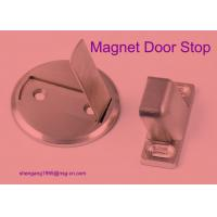 Best Zinc Alloy Door Stopper / Door Closer / Door Catcher With Magnetic Zinc Material wholesale