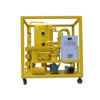 China ZYD-T Ultra High Vacuum Transformer Oil Treatment Machine on sale