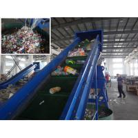 Best Mineral Water Oil Bottles Crushing Washing Drying Line 37kw Easy To Maintain wholesale
