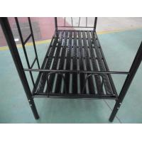 China 28kgs Metal Bunk Bed With 9 Strips, Cheap Metal Bed Frame Hot Sale for UAE DOHA on sale