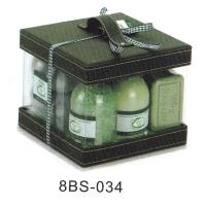 Best Pure Herbal Bubble Bath Gift Set , Beautiful Bath Oil Gift Sets #8BS-034 wholesale