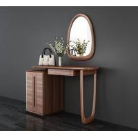 Best Girls Bedroom Furniture Solid Wood Dresser Dressing Mirror With Five Drawers wholesale