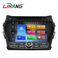 Cheap Reversing Camera Hyundai Ix35 Dvd Player , Quad Core 8*3Ghz Multimedia Car Dvd Player for sale