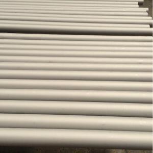 Best Stainless Steel Seamless Pipe , EN 10216 / 5 TC2 Grade 1.4301 X5CrNi18-9 TP304, TP304L, TP316L, Plain End wholesale