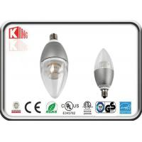 Best Decorative Indoor LED Candle Light Bulbs E12 50000Hrs Lifespan ETL Approved wholesale
