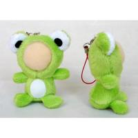 Supply 3d face doll-Green Frog