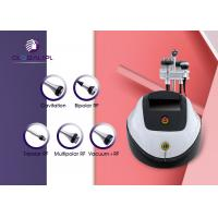 RF Body Shaping Portable Cavitation Slimming Machine For Wrinkle Removal