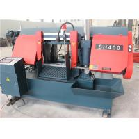 China CNC band sawing machine SH400 can cut steel with a diameter of 400mm on sale