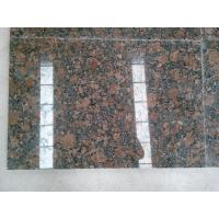 China Hot Selling Polished Granite High Quality Baltic Brown Granite on sale