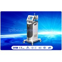 Best Tripolar Radio frequency skin tightening Vacuum Cavitation Slimming Machine for loss weight wholesale