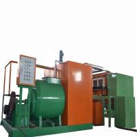 Best Easy Operate Paper Pulp Molding Machine , Egg Packaging Box Maker wholesale