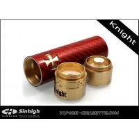China Copper Carbon Fiber Knight Mod With Floating Center , 510 thread wholesale