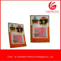 PET / CPP material retort pouch for noodles packaging in supermarket