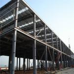 Best Construction Pre Manufactured Steel Buildings Workshop Workhouse Building wholesale