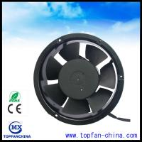 Best Ball Bearing 7 Blade 220V Commercial Ventilation Fans 172x172x51mm wholesale