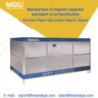 Best Semi - Automatic Drawer Type Magnetic Separator For Grinding Machine 415V wholesale