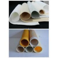 Best PPS Industrial Filter Fabrics / Dust Collector Filter Fabric With PTFE Membrane wholesale