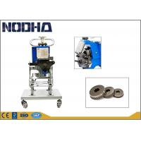 China Environmental Steel Plate Beveling Machine , Plate Chamfering Machine Low Noise on sale