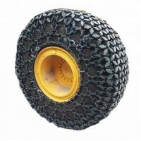 Best Mine equipment tire/tyre protection chain underground mining machine spare parts wholesale