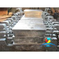 Best Zinc Anode for Buried Pipeline Outfitting Equipment  For  Buried Pipeline wholesale