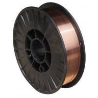 Best copper coated mild steel Co2 gas shielded welding wire mig mag welding wire er70s-6 wholesale