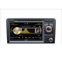 Best Touch screen car dvd player for Audi A3 with gps navigation system wholesale