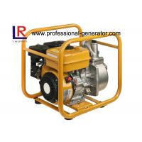 Best Single Cylinder Forced Air Cooled 2Inch 5.5HP Diesel Engine Driven Water Pumps for Agriculture wholesale