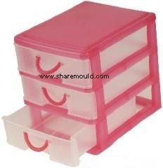 Best plastic drawer mould wholesale