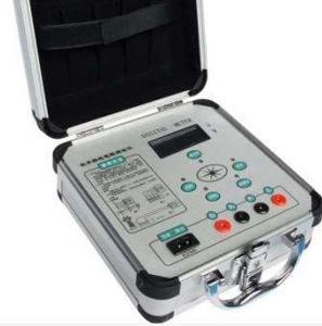 Analog Display Digital Earth Resistance Tester With Earth Voltage 600V Resistance