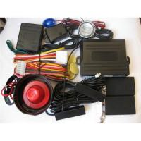 China remote start PKE car alarm  with push button start engine system on sale