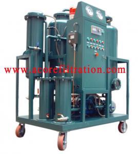 Best Industrial Waste Hydraulic Oil Filtration Flushing Machine wholesale