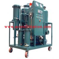 Best VHF Waste Hydraulic Oil Filtration Flushing Machine wholesale