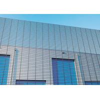 Best Industrial Units 358 High Security Fence Hot Dipped Galvanized / Powder Coating wholesale
