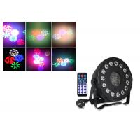 Best 2019 New 4 Patterns Gobo Led Par With RF Remote Control TSA167  USD18.95~21.95 wholesale