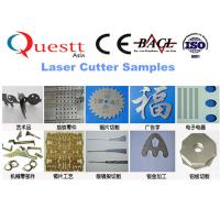 Cheap CNC Laser Cutter For Plate Steel Copper 750W , Low Cost Laser Steel Cutting for sale