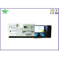 Best ASTM D5453 Oil Analysis Equipment For Ultraviolet Fluorescence Sulfur Content wholesale